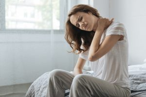how to relieve neck pain
