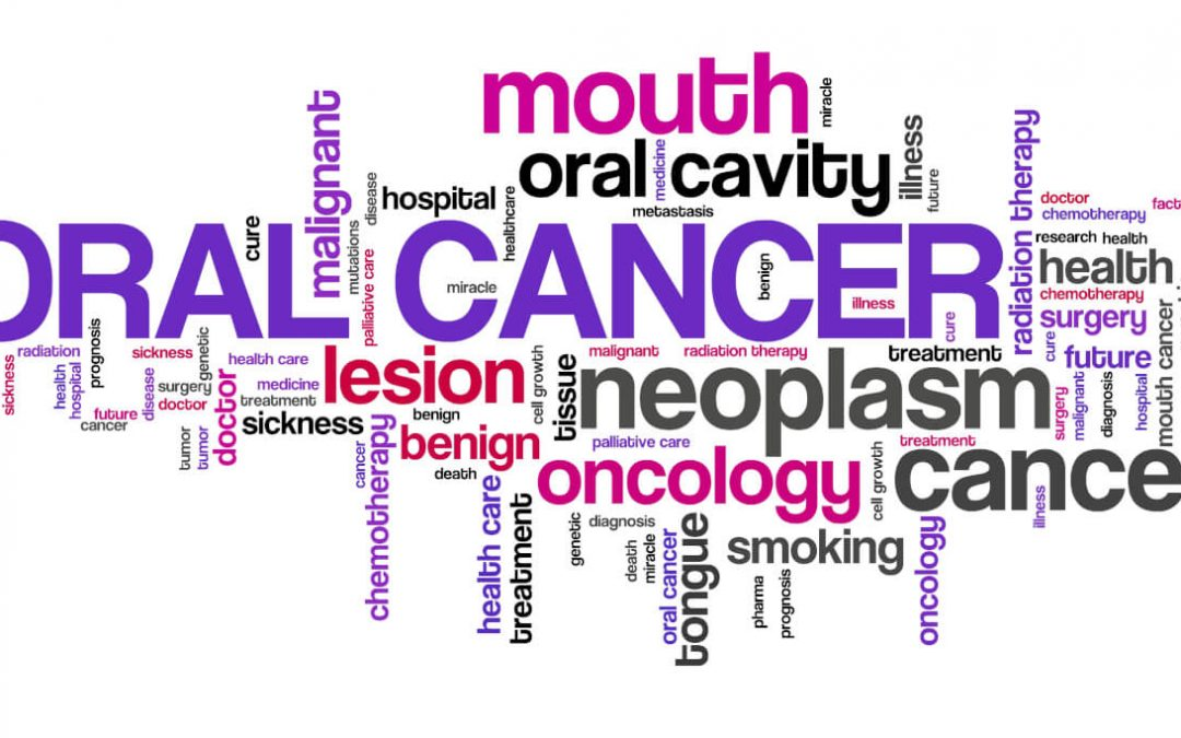 Determining oral cavity cancer staging