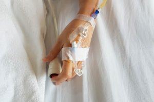 IV site irritation side effect
