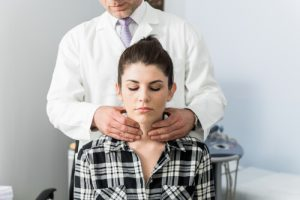 neck cancer consultation