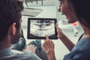 apical periodontitis exam