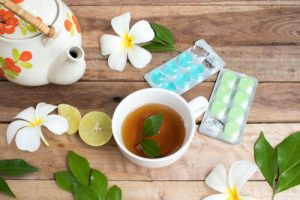 pharyngitis home remedies tea