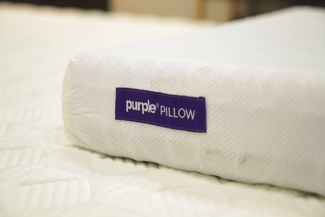 purple pillow insights